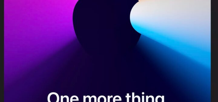 Apple announces the third hardware event this fall 531440 2