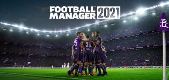 Football manager 2021 official logo