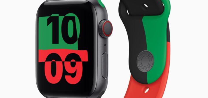 Apple launches limited edition apple watch series 6 black unity 532019 6