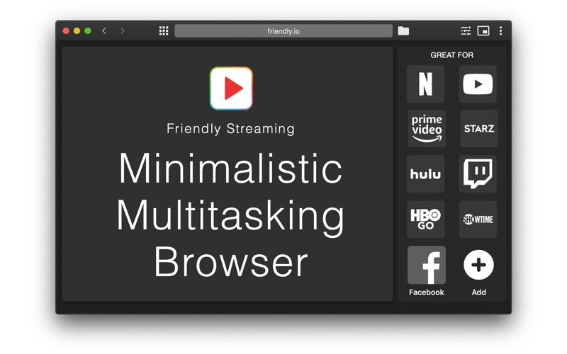 Minimalistic browsing