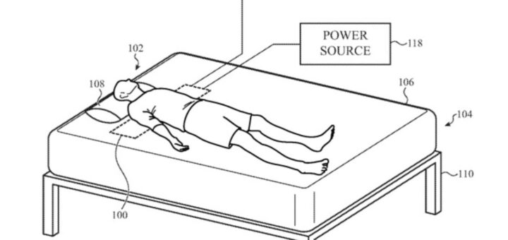 Apple wants to track your sleep with sensors placed on the bed 532153 2