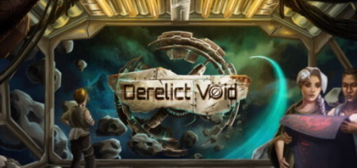 Official logo of Derelict Void