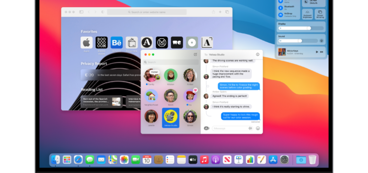 Cool mac features