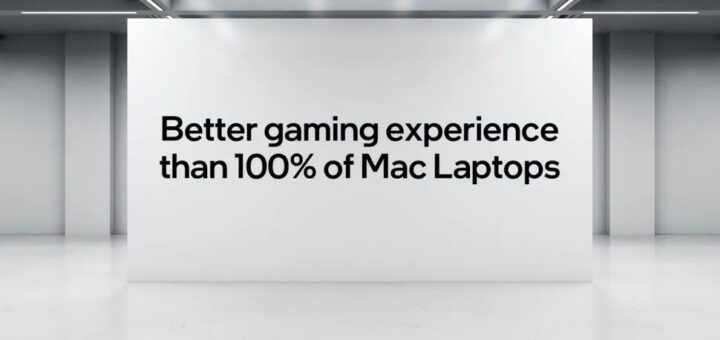 Intel claims mac doesn t stand a chance in gaming against windows 533096 2