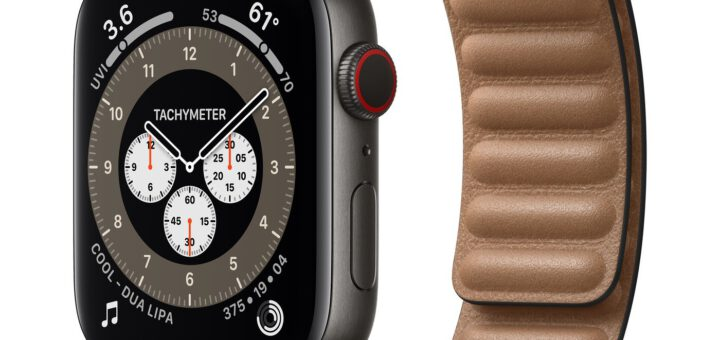 titanium apple watch sold out faster than even apple expected 533644 2