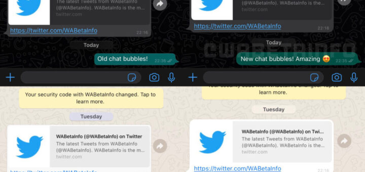 whatsapp for iphone will soon get new chat bubbles 533959 2